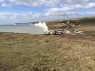 Bei Wanderungen lernten die Schülerinnen und Schüler die herrliche Landschaft Englands kennen. Somit war diese Woche ungemein abwechslungsreich.