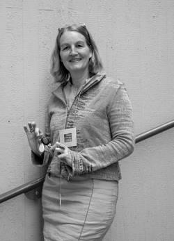 Frau Gröger-Kaiser, aufgenommen 2019
